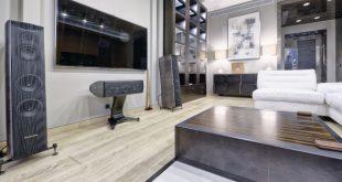 Soundanlage im Wohnzimmer - perfekter Sound