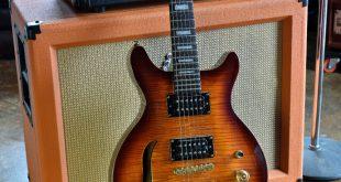 Jazz Amp und Jazz Gitarre