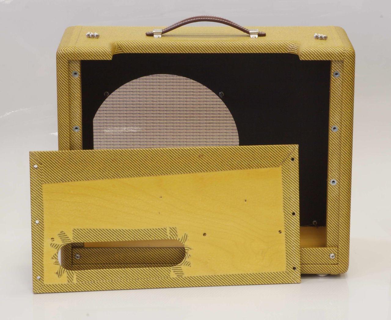 Cabinet: Tweed Fender BLUES Junior Style, 1x12