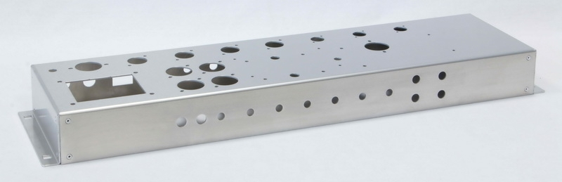 Amp Chassis typical for 100 Watt Plexi Kit