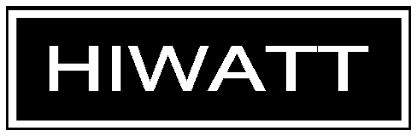 Hiwatt Electronics Ltd. UK