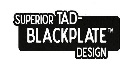 TAD Blackplate