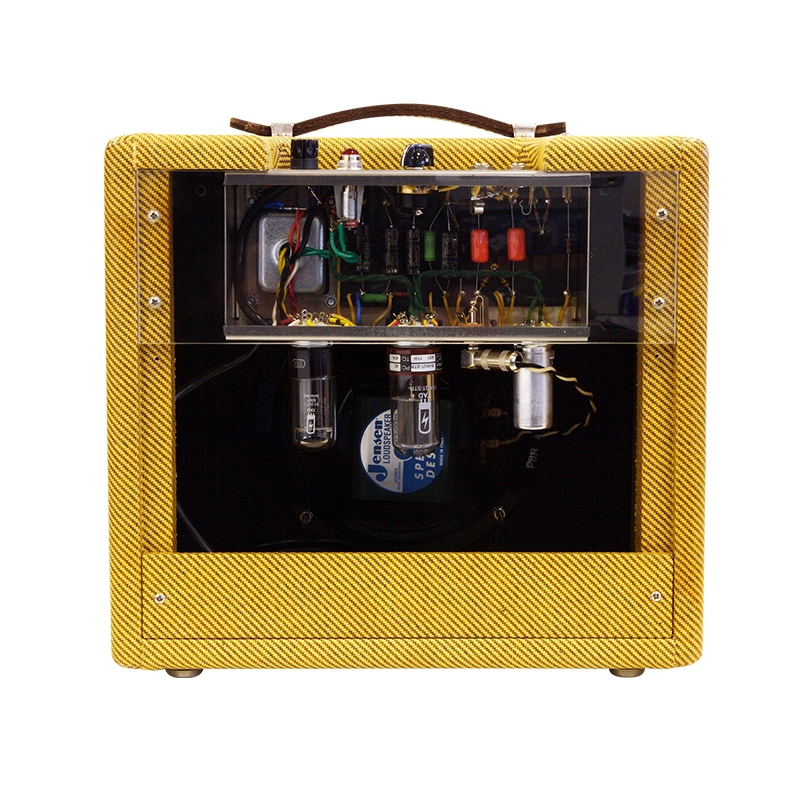 Tweed One-5, 5F1 Style Amp-Kit