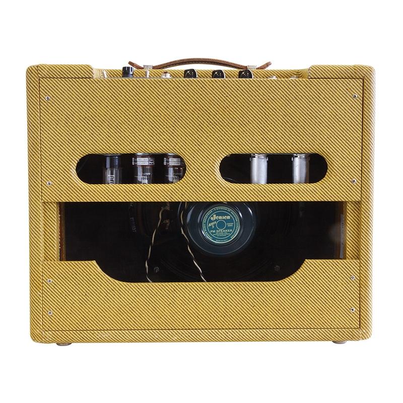 Tweed One-Twelve-16, 5E3 Style Amp-Kit